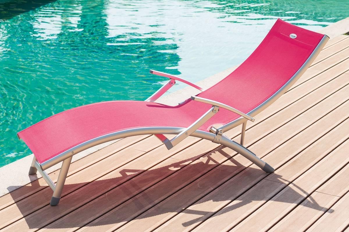 Transat pliable Luxury 100% made in France - La Boutique
