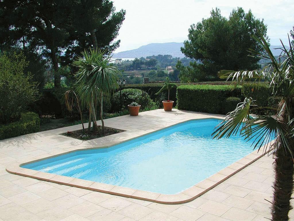 Piscine coque polyester modele quartz alliances piscines - Renovation piscine coque polyester ...